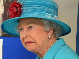Queenie: Wah, what? The Indians won't let us have the trust fund!!