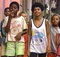 Loves street kids.