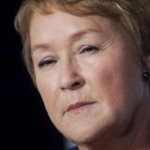 """pauline Marois: """"You 'sauvages' want something, ask in French!"""""""