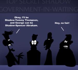 shadow govt