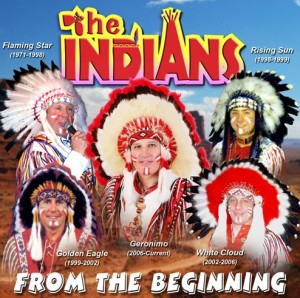 indians band