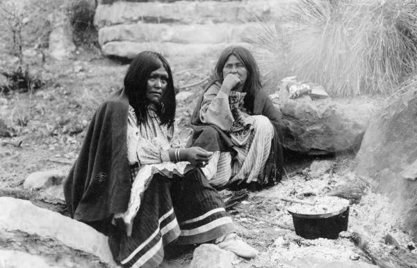 Indigenous women face cultural & lifestyle changes. They dispense wisdom and reason.
