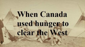 canada uses hunger