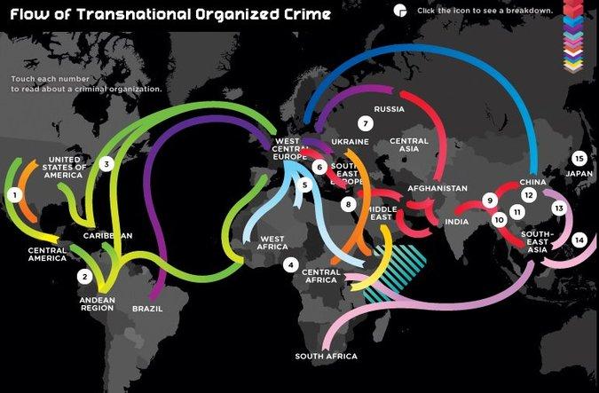 global org crime