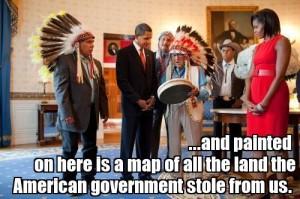 Barack & Indians