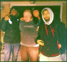 """Rob Ford: """"Too bad my friend was shot dead sometime after this party!"""""""
