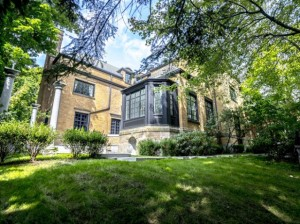 This outrageous one family house is for sale for $10.8 million!
