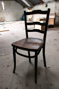 """Chinese proverb: When wee have a problem, the first thing we do is get p out of our chair""""."""