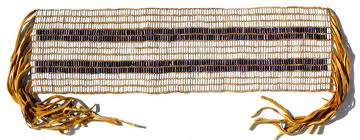 Quebecois agreed to live by the Guswentha/Two Row Wampum/