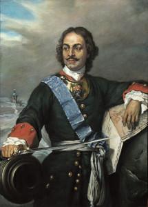 The statesman of the Romanov Dynasty.