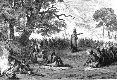 When any Chiefs go against the Great Peace, they may be deposed or executed by the War Chief & His Men.