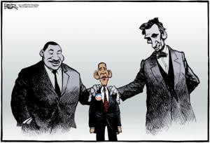 A word of advice, Barack. Crime never pays!