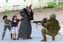 Brave Palestine children and their mothers!