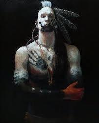 """I am Dekanawida. With the statesman o the League of 5 Nation, I plant the Tree of Great Peace""."