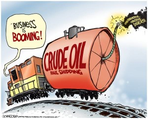 train acoming