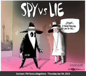 spy v lie