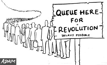 lineup revolution