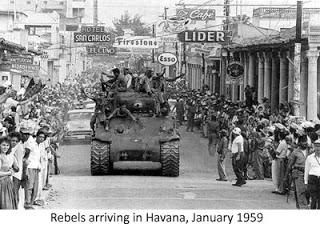 rebels cuba
