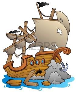 "The good ship ""Harper'pop""."