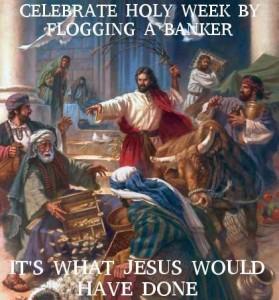 Jesus&bankers