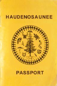 iroquois passport