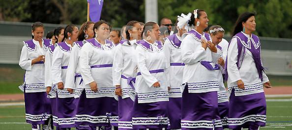 Haudenosaunee Women's Lacrosse