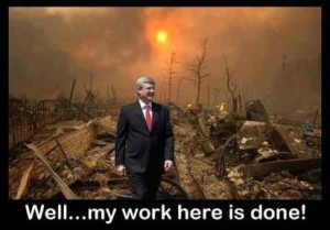 Ottawa was on our list til Harper torched it.