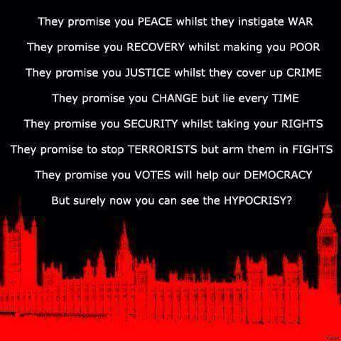 democracy hypocrisy