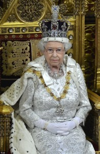 Queenie's shit stinks!