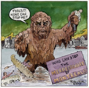stop the 'shit mayor'
