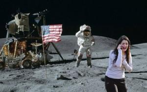 False Flag girl is not Sky Woman!