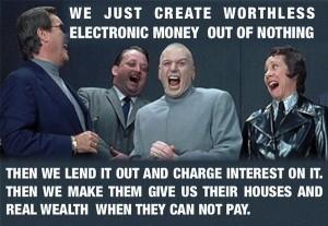 banksters laugh