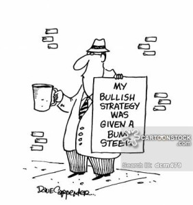 """McGill Board of Governors: """"My bullish strategy was given a bum steer""""."""