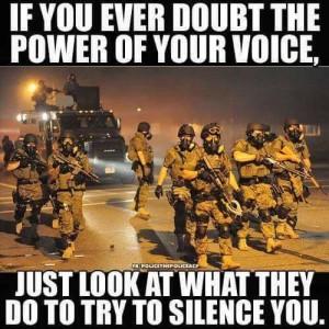 voice silence