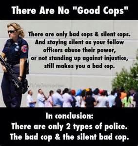 good silent cop