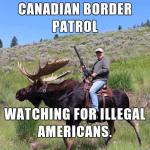 Moose Patrol.