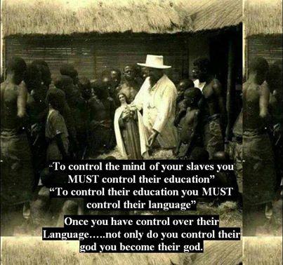 language slaves