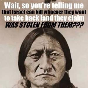 sitting bull stolen land