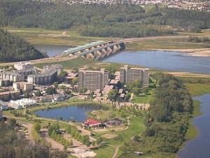 Fort Mac after tarsands.