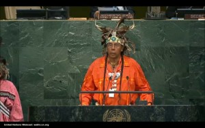 Seems like Tatodarho Sid Hill supports UN Agenda 21.