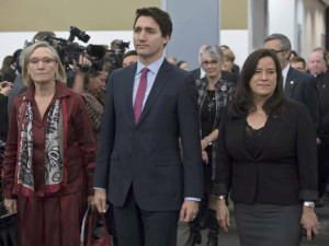 UN. Canada grilled. The looks on people's faces tell you a lot.