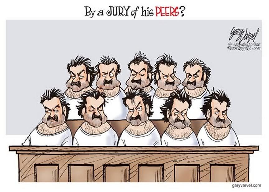 Whose peers?