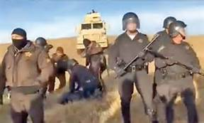 Enemy at Standing Rock.