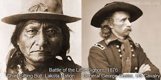 General Custer's birthday is December 5.